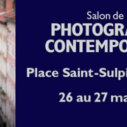 Affiche salon photo st sulpice