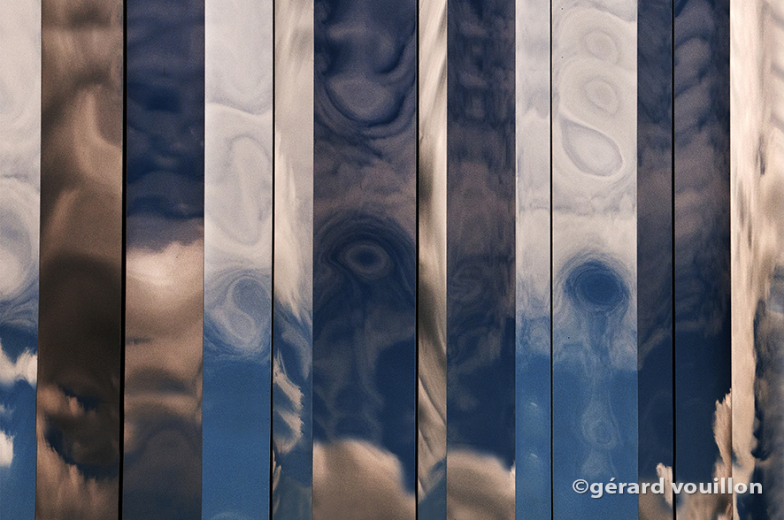 Bandeaux nuageux