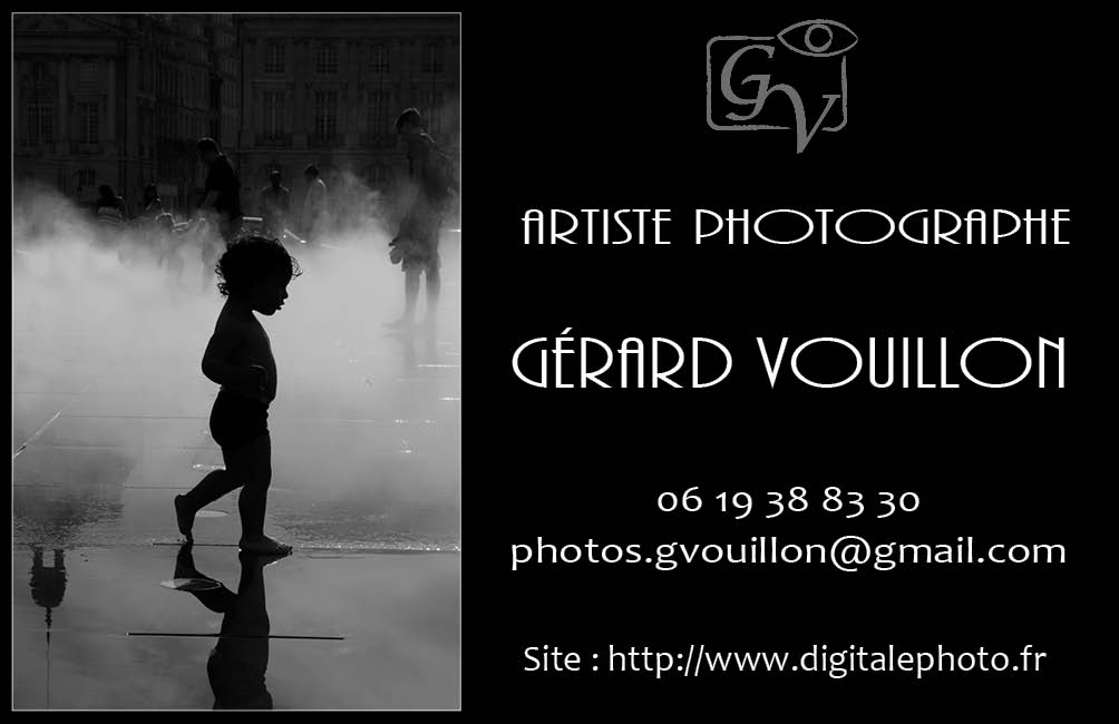 Carte de visite digitalephoto