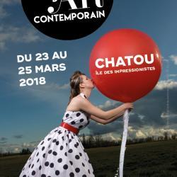 Marché de l'Art à Chatou 2018