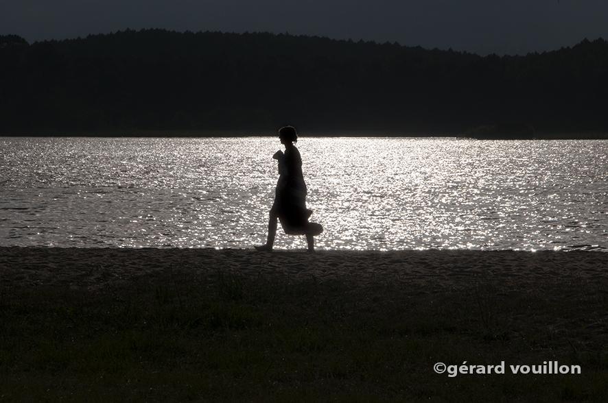L ombre du lac